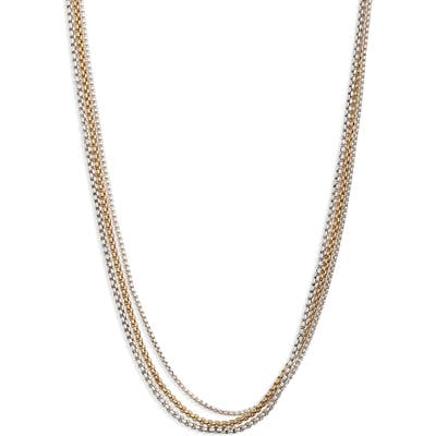 Jenny Bird Billie Layered Chain Necklace