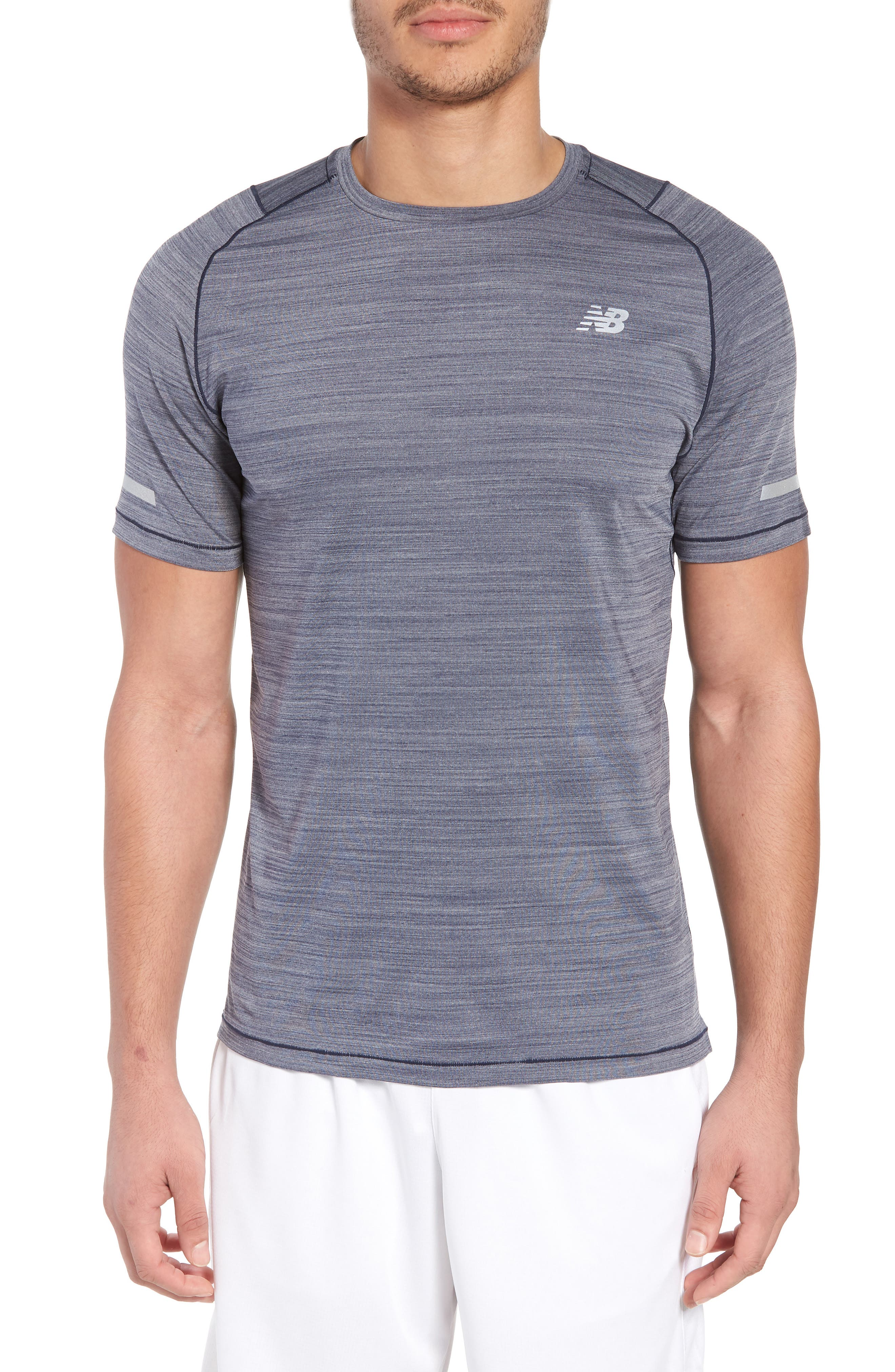 New Balance Seasonless Crewneck T-Shirt