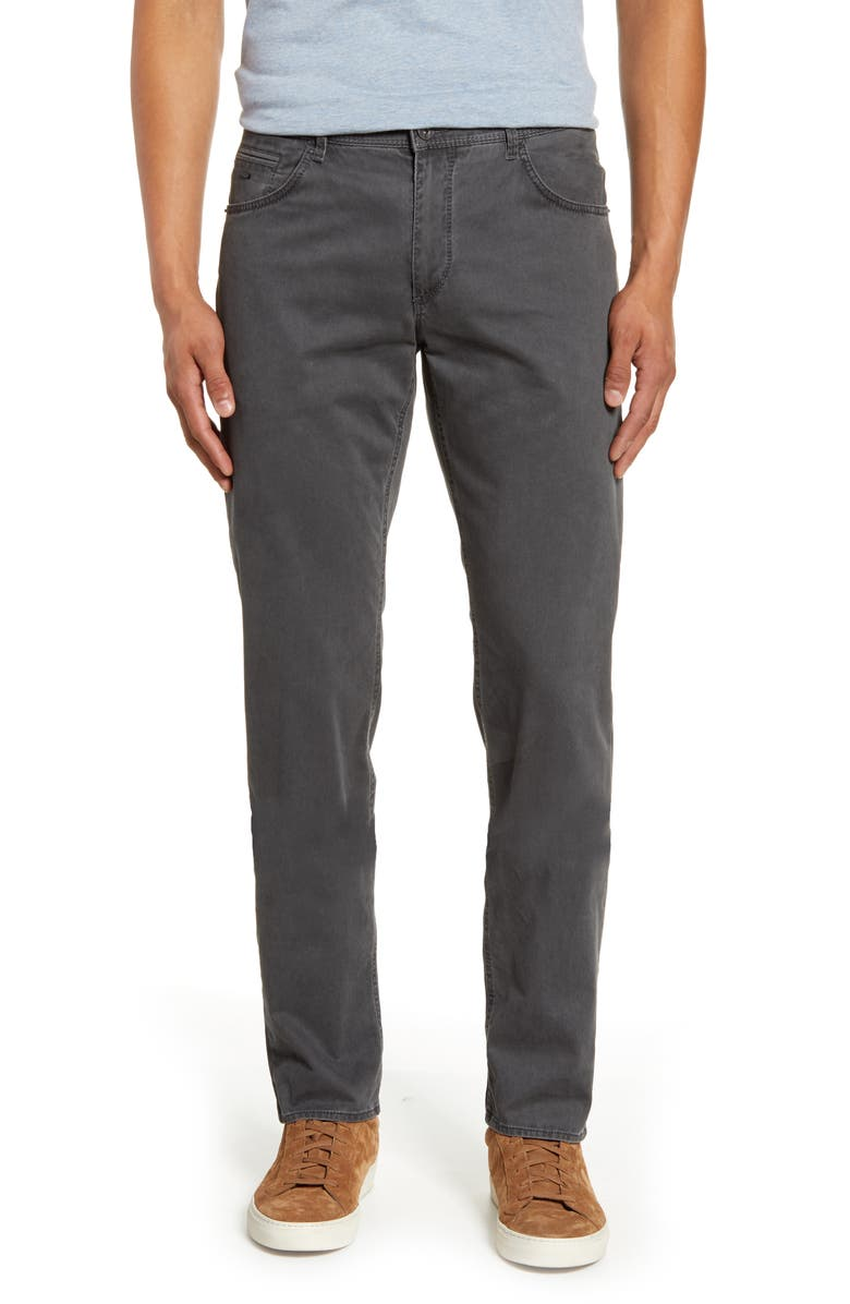famous brand online store premium selection Brax Chuck C Straight Leg Five-Pocket Dress Pants | Nordstrom