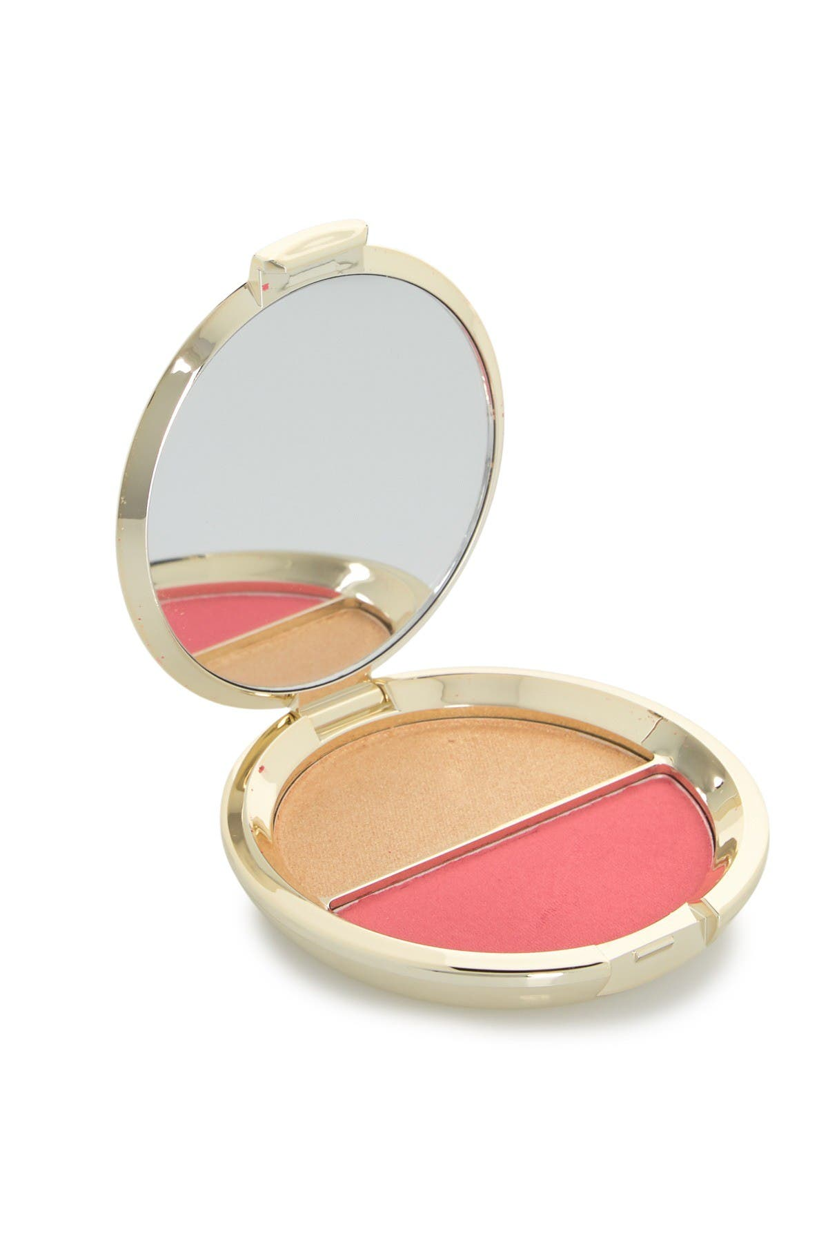 Image of BECCA Cosmetics x Jaclyn Hill Shimmering Skin Perfector Mineral Blush Duo Champagne Splits