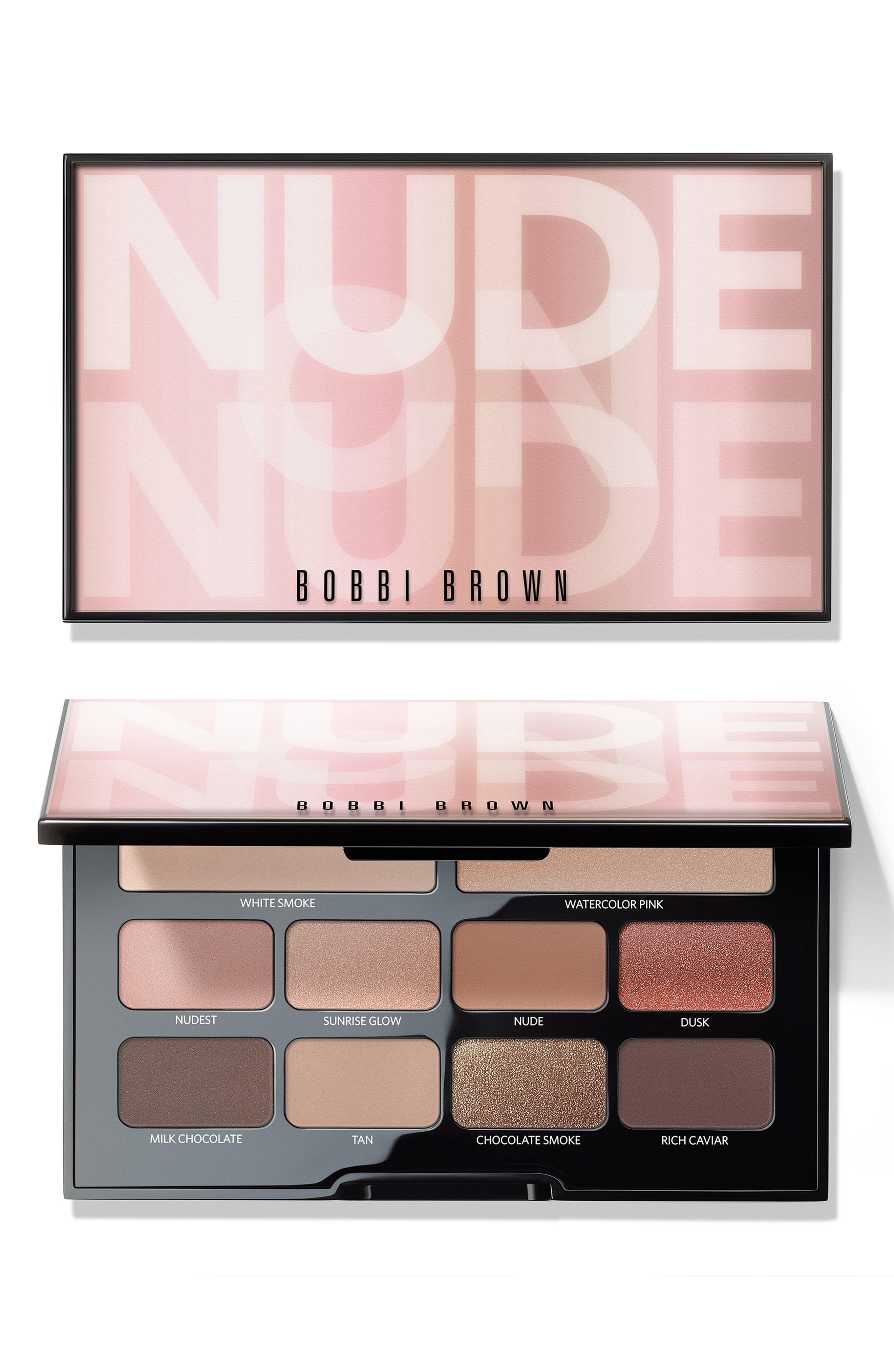 ,                             Nude on Nude Eyeshadow Palette,                             Alternate thumbnail 13, color,                             650