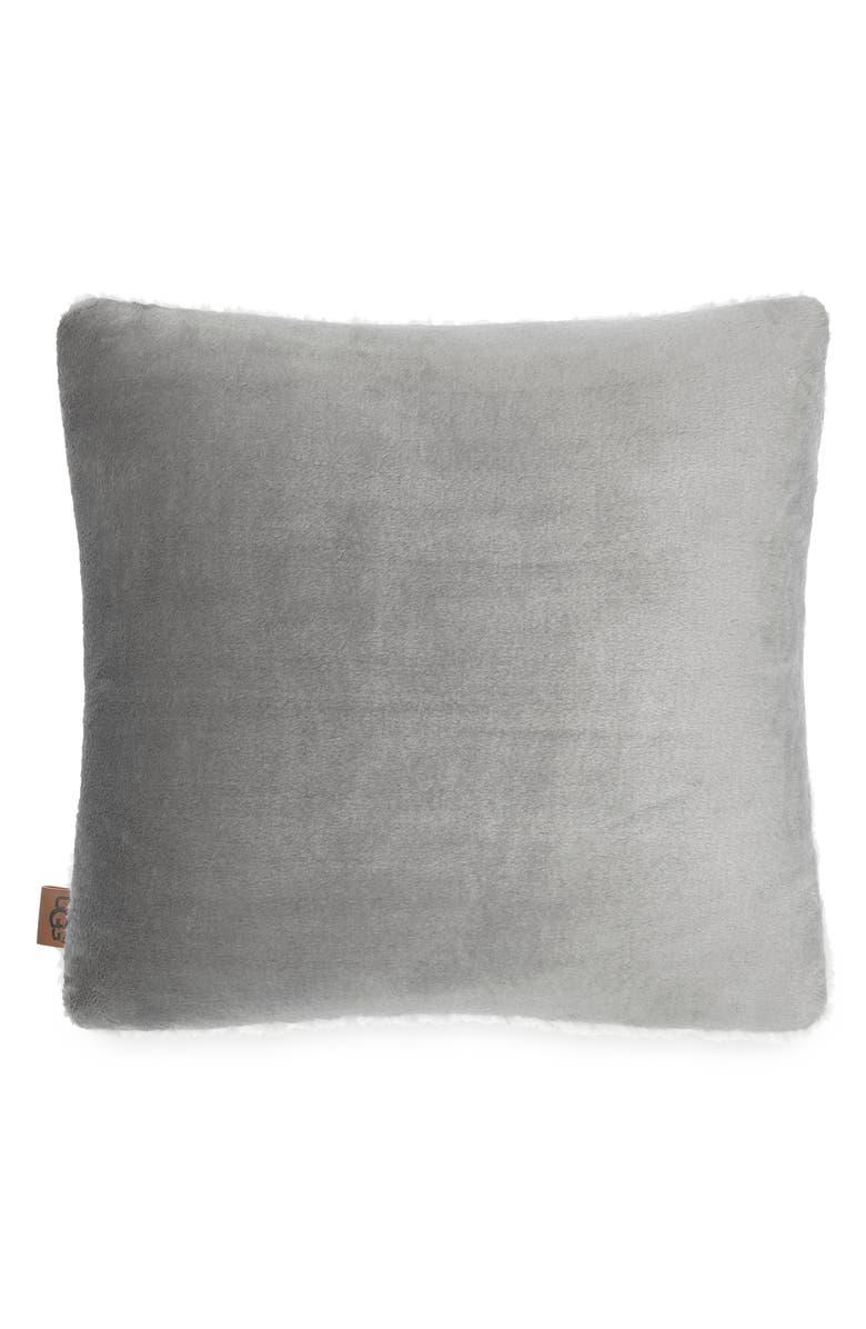 UGG<SUP>®</SUP> Wade Pillow, Main, color, SEAL