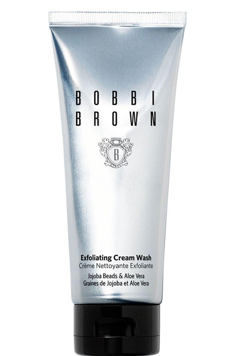 BOBBI BROWN Exfoliating Cream Wash, Main, color, No Color