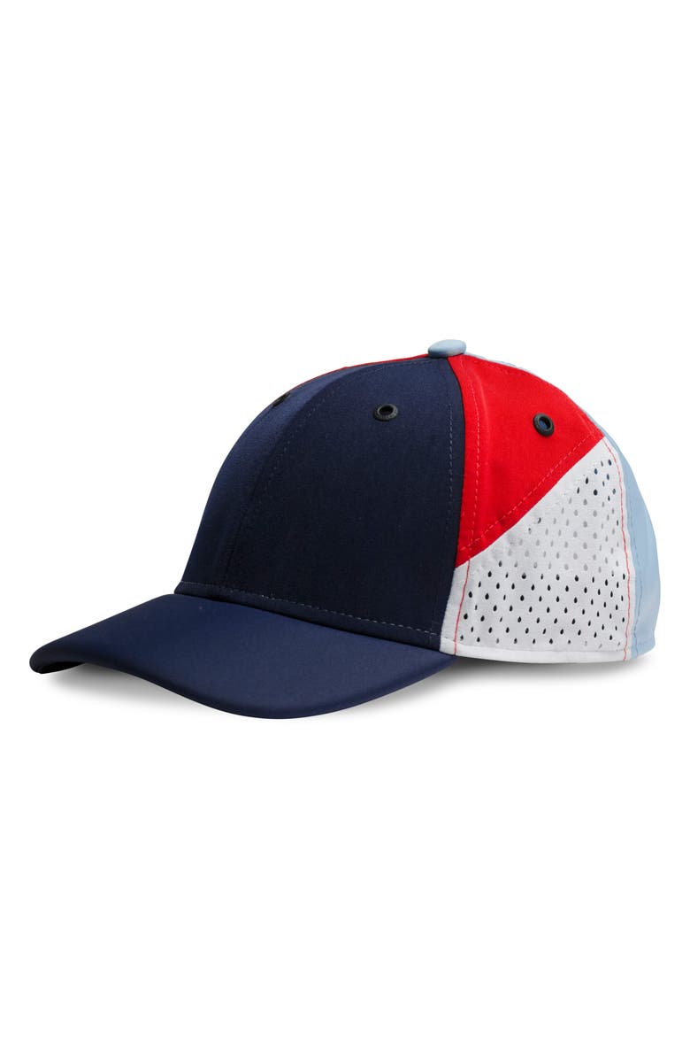 reputable site d9015 5be6a The Assault Snapback Baseball Cap, Main, color, RED  WHITE