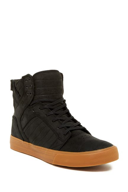 Image of Supra Skytop Suede High-Top Sneaker