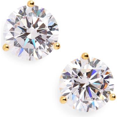 Nordstrom 6Ct Tw Cubic Zirconia Earrings