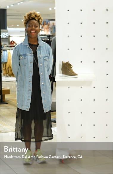 Fenton Wedge Sneaker, sales video thumbnail
