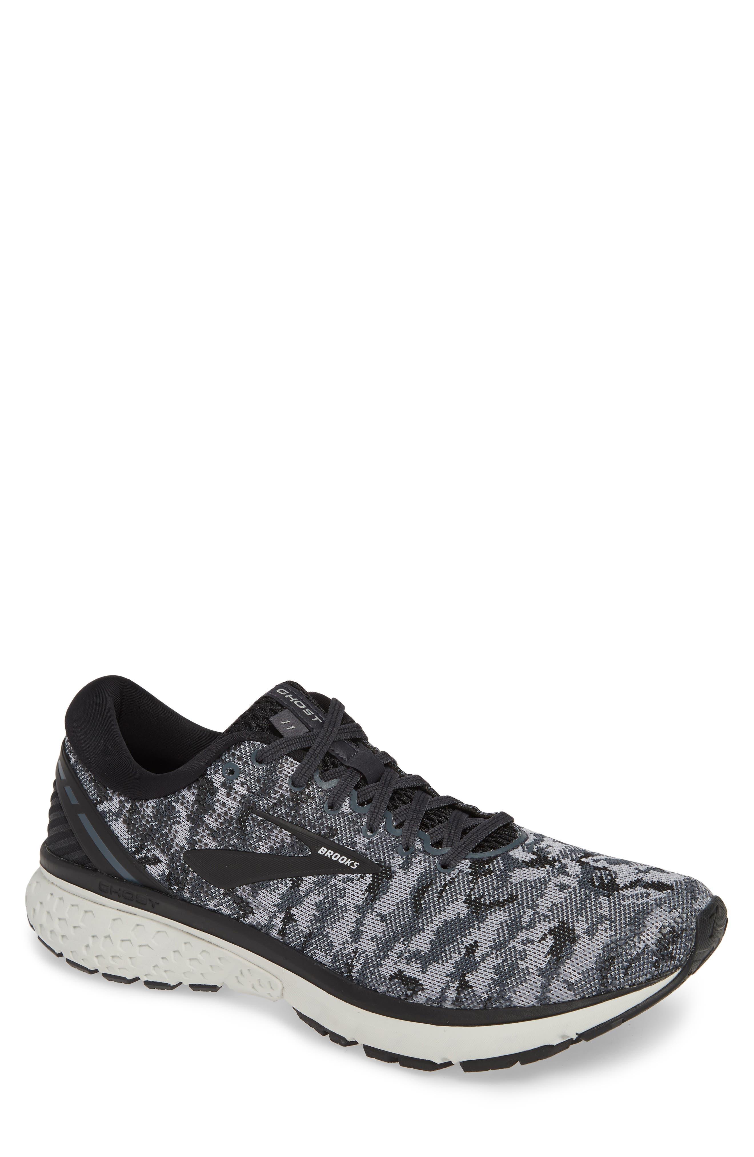 Brooks Ghost 11 Running Shoe - Grey