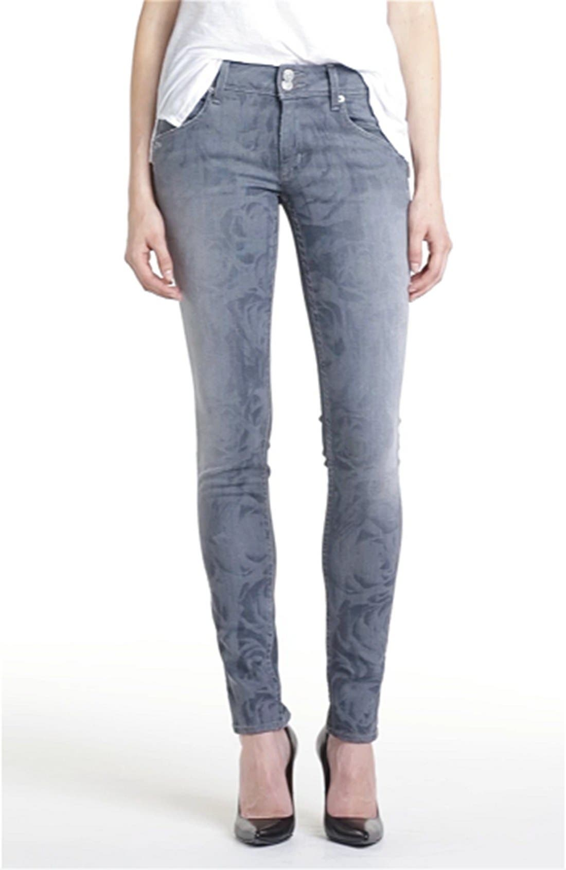 ,                             'Collin' Skinny Jeans,                             Alternate thumbnail 6, color,                             095
