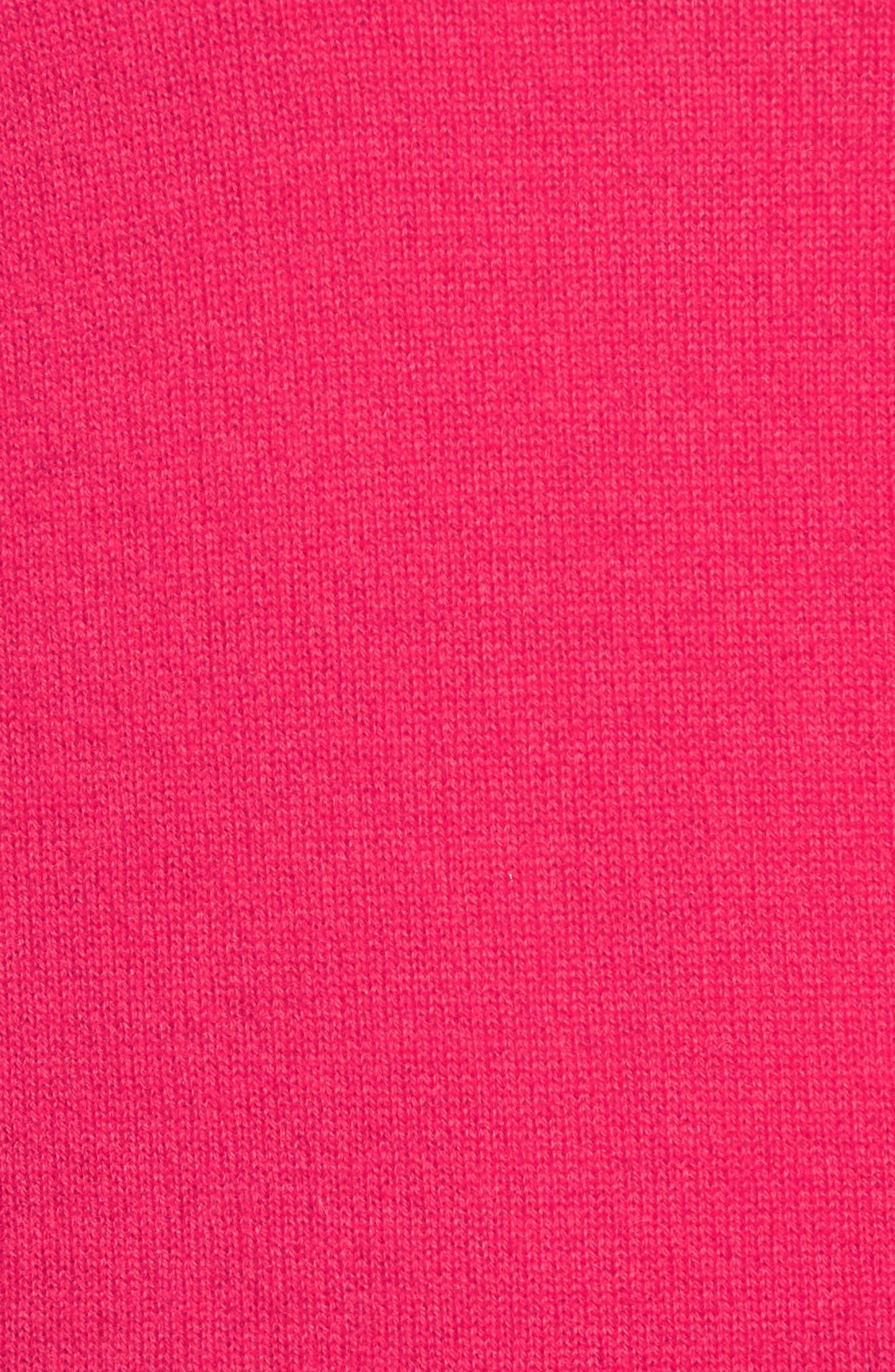 ,                             V-Neck Cashmere Sweater,                             Alternate thumbnail 63, color,                             651