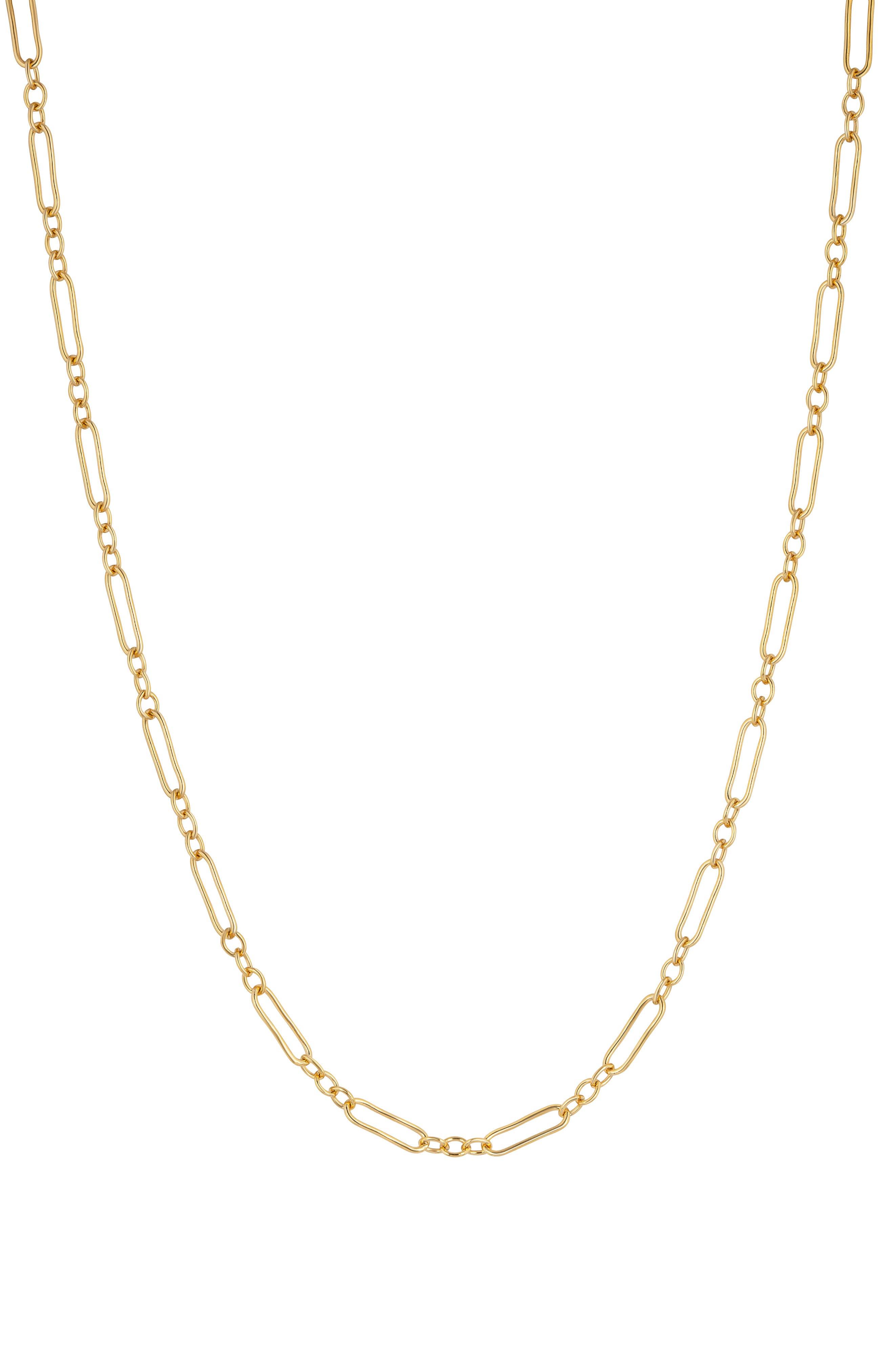 Bandit Chain Necklace