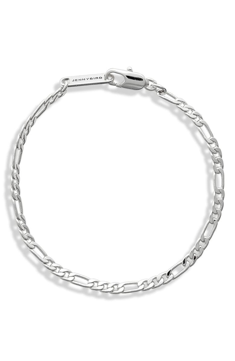 JENNY BIRD Amaal Curb Chain Link Bracelet, Main, color, 040