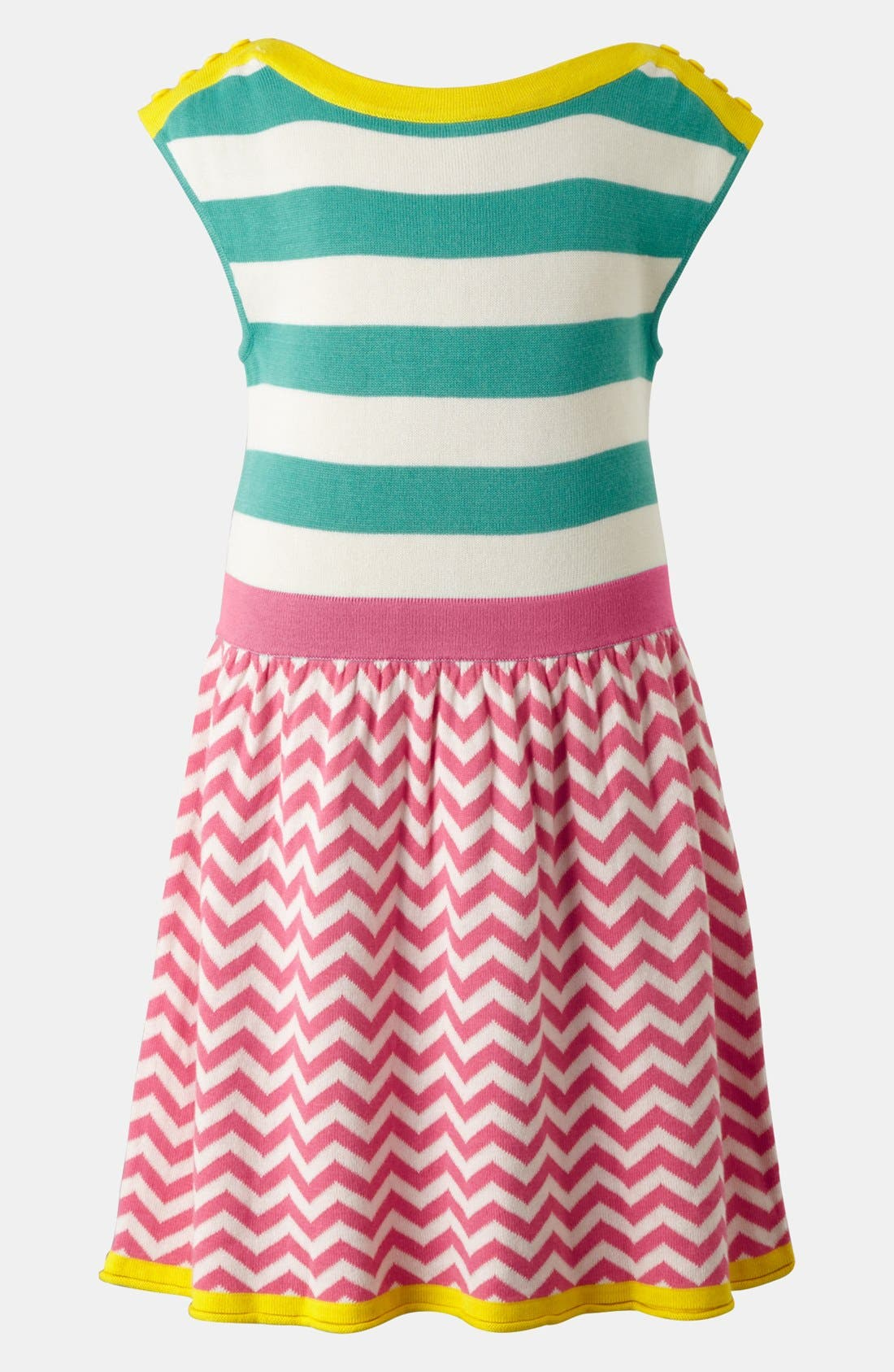 'Colorful Summer' Knit Dress, Main, color, 334