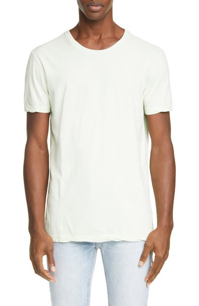 Ksubi T-shirts SEEING LINES T-SHIRT