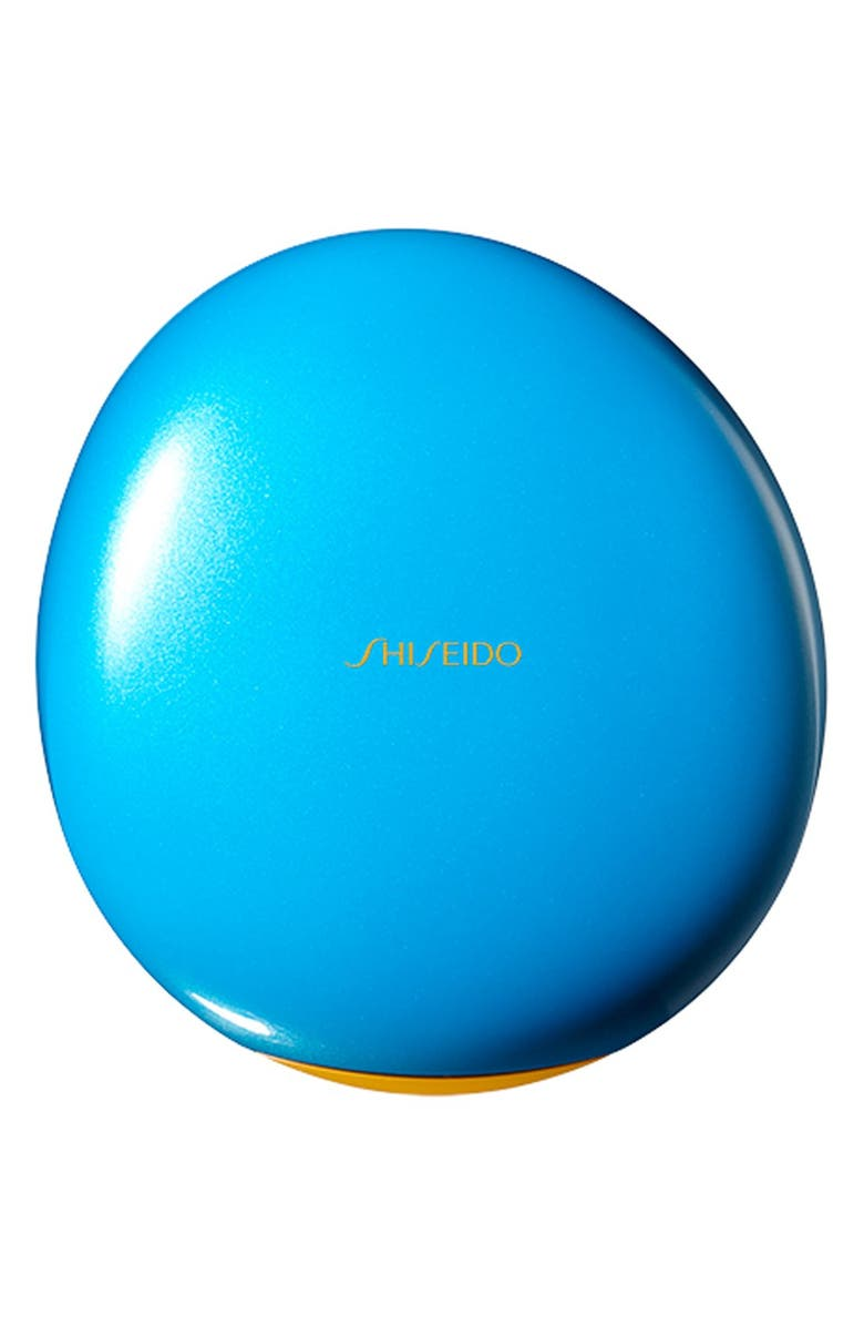 SHISEIDO UV Protective Compact Foundation Compact Case, Main, color, NO COLOR