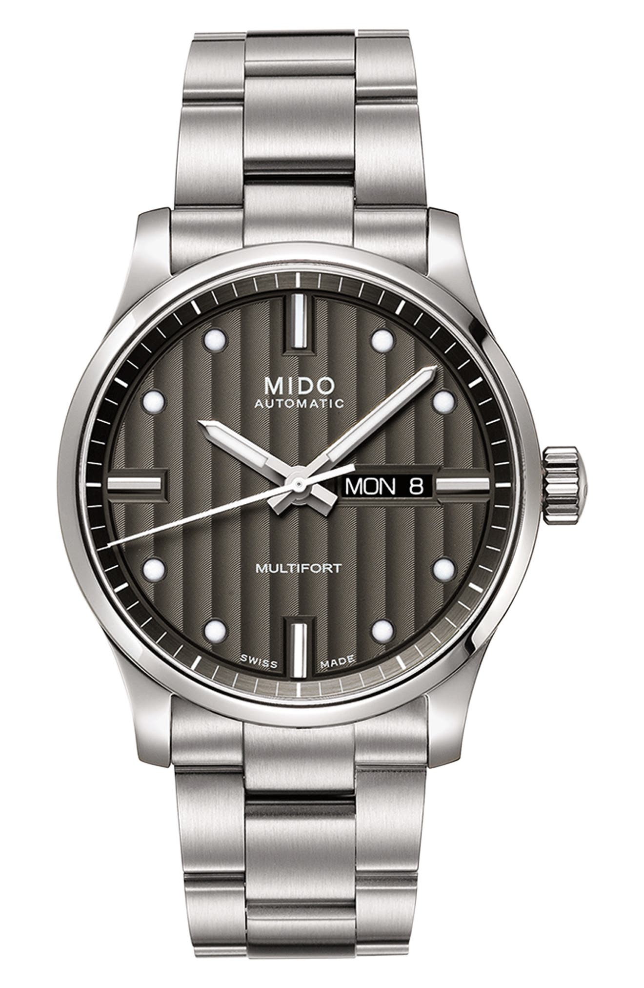 Multifort Automatic Bracelet Watch