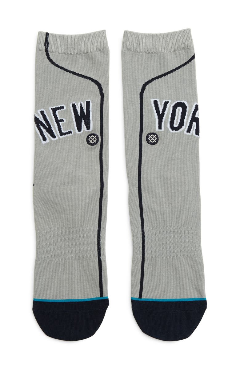STANCE Yankees Away Jersey Socks, Main, color, 030