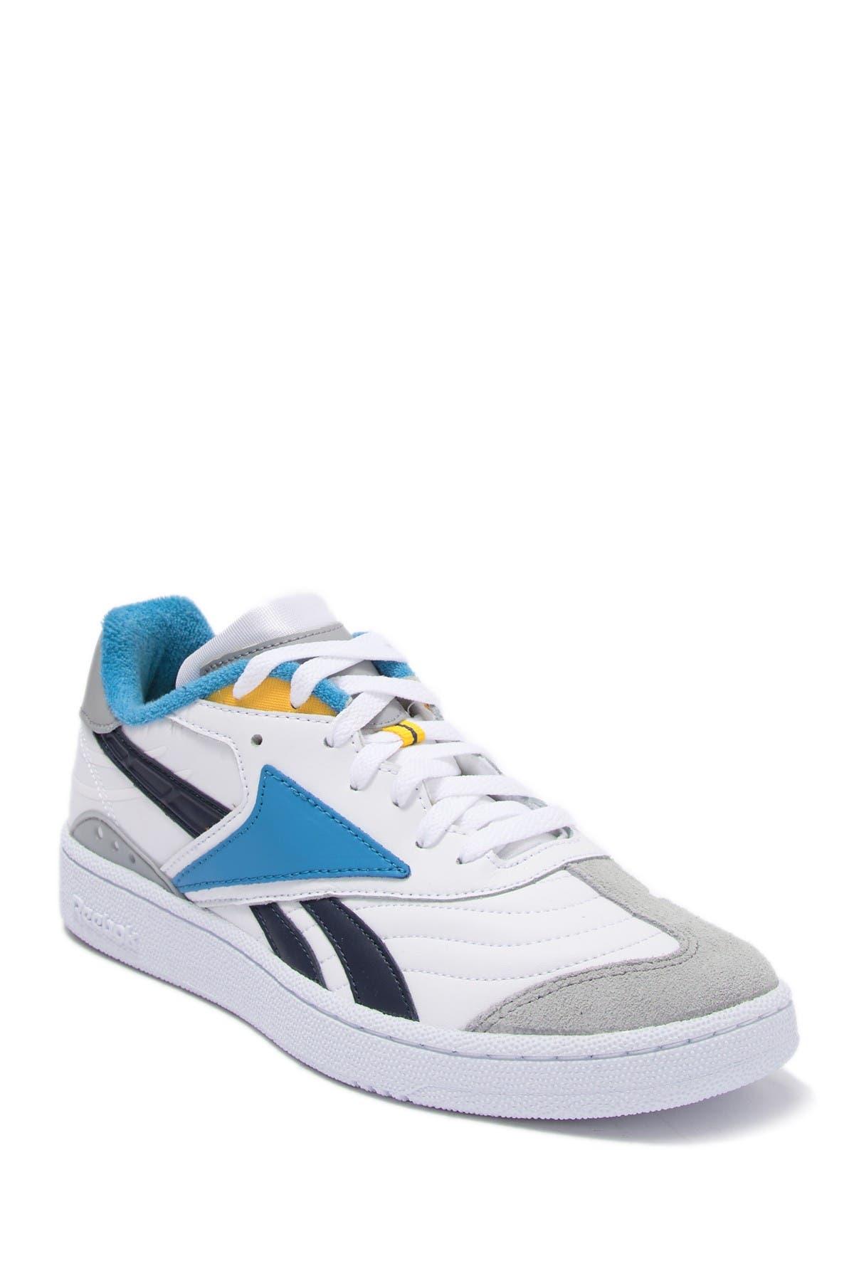 Image of Reebok Club C RC 1.0 Leather Sneaker