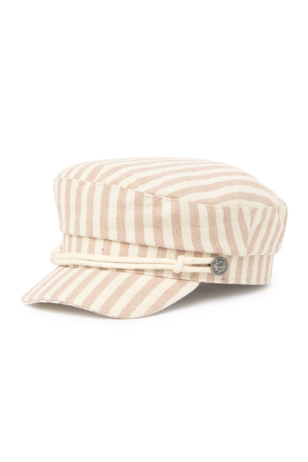 Melrose And Market Newsboy Cap In Ivory Combo