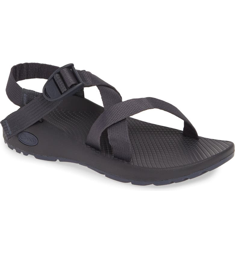 CHACO Z1 Classic Monochrome Sandal, Main, color, PERISCOPE FABRIC