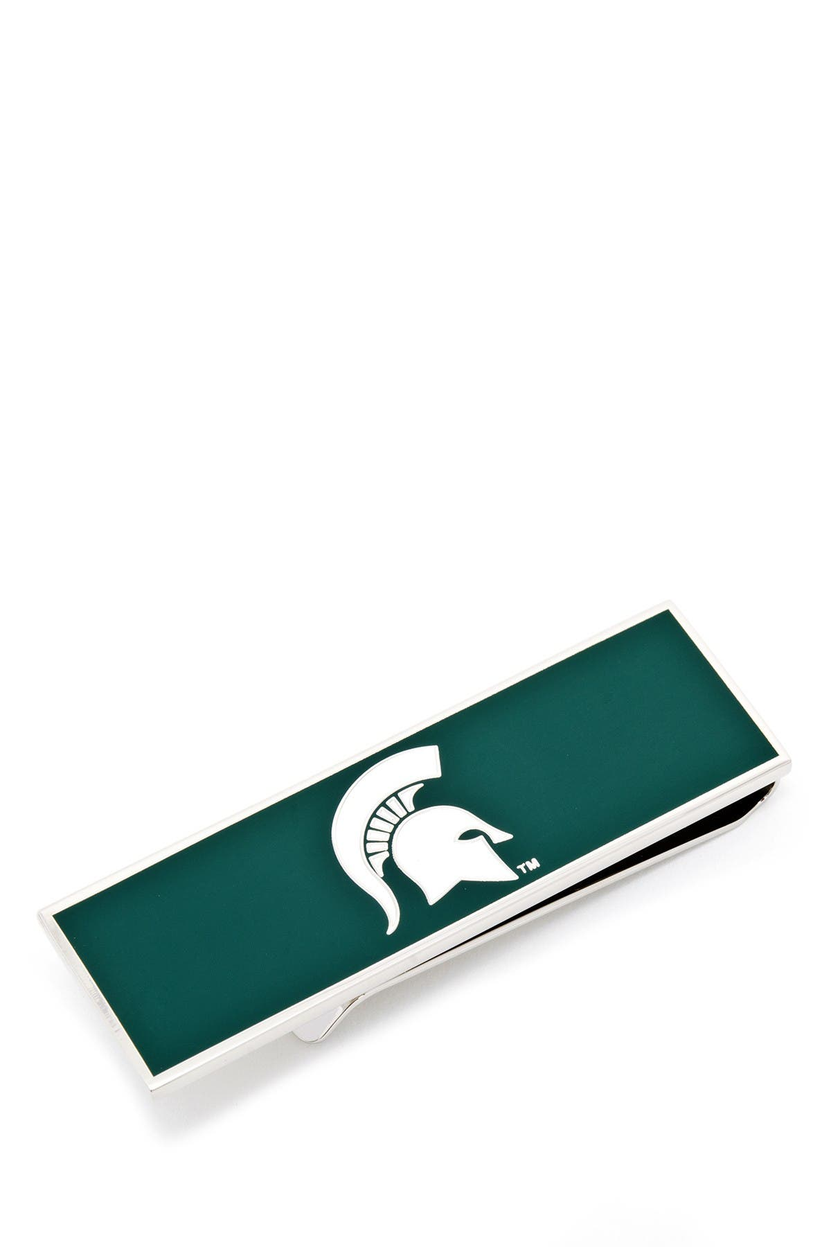 Image of Cufflinks Inc. Michigan State Spartans Money Clip