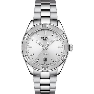 Tissot Pr 100 Sport Chic Bracelet Watch,