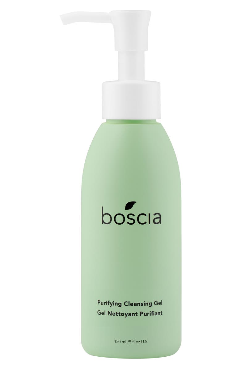 BOSCIA Purifying Cleansing Gel, Main, color, NO COLOR