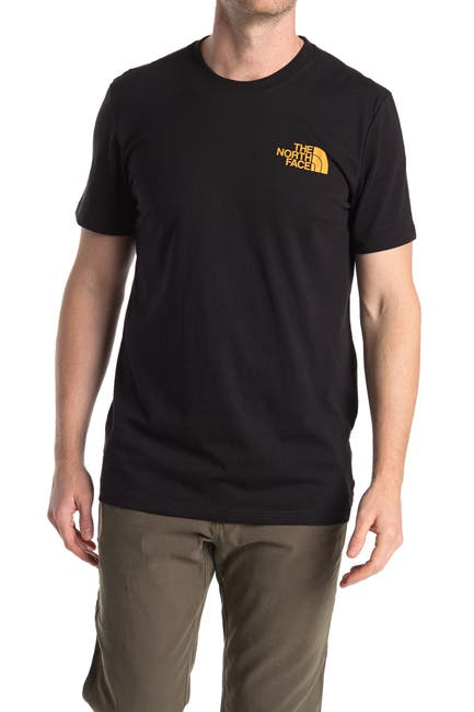 Image of The North Face Walls Are Meant For Climbing Graphic T-Shirt