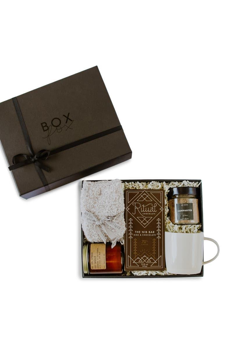BOXFOX Fireside Gift Box, Main, color, 001