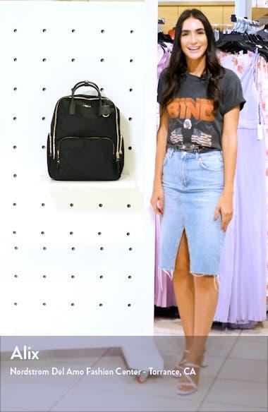 Uma Nylon Backpack, sales video thumbnail