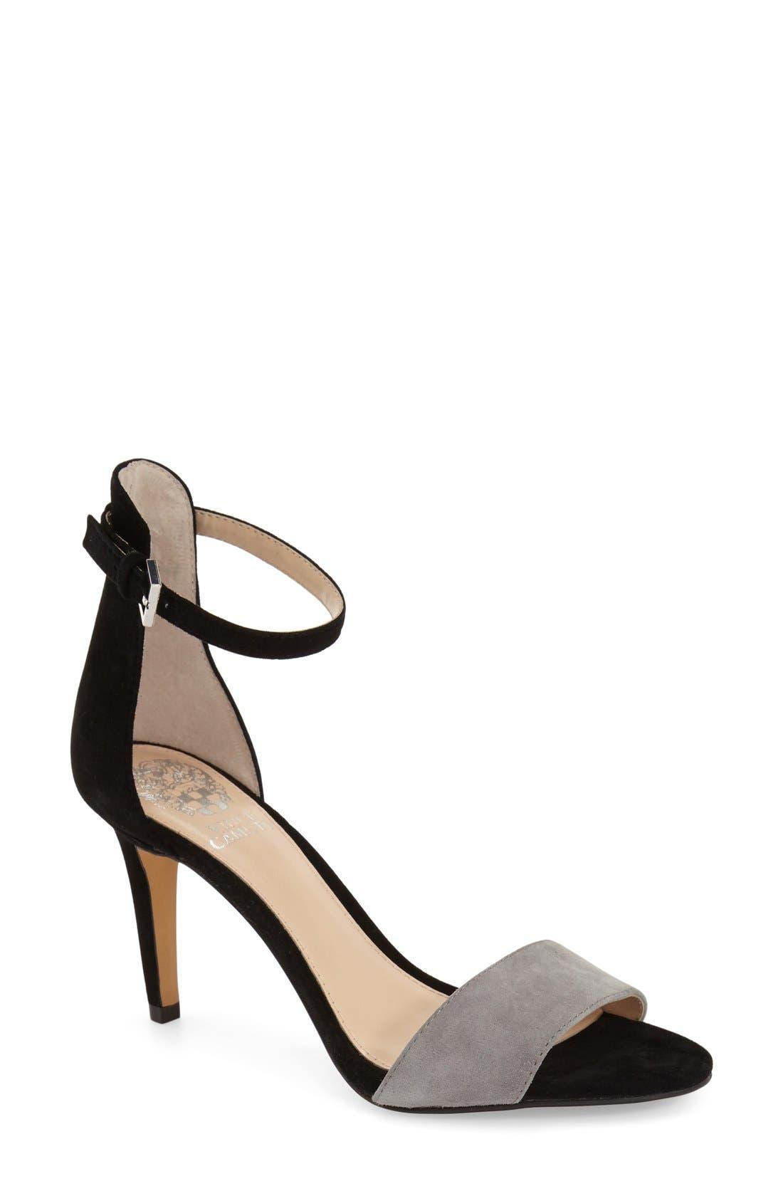 ,                             'Court' Ankle Strap Sandal,                             Main thumbnail 40, color,                             050