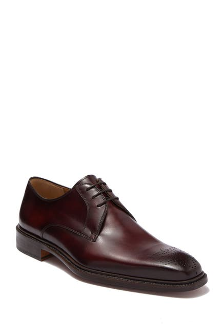 Image of Magnanni Orleans II Leather Derby