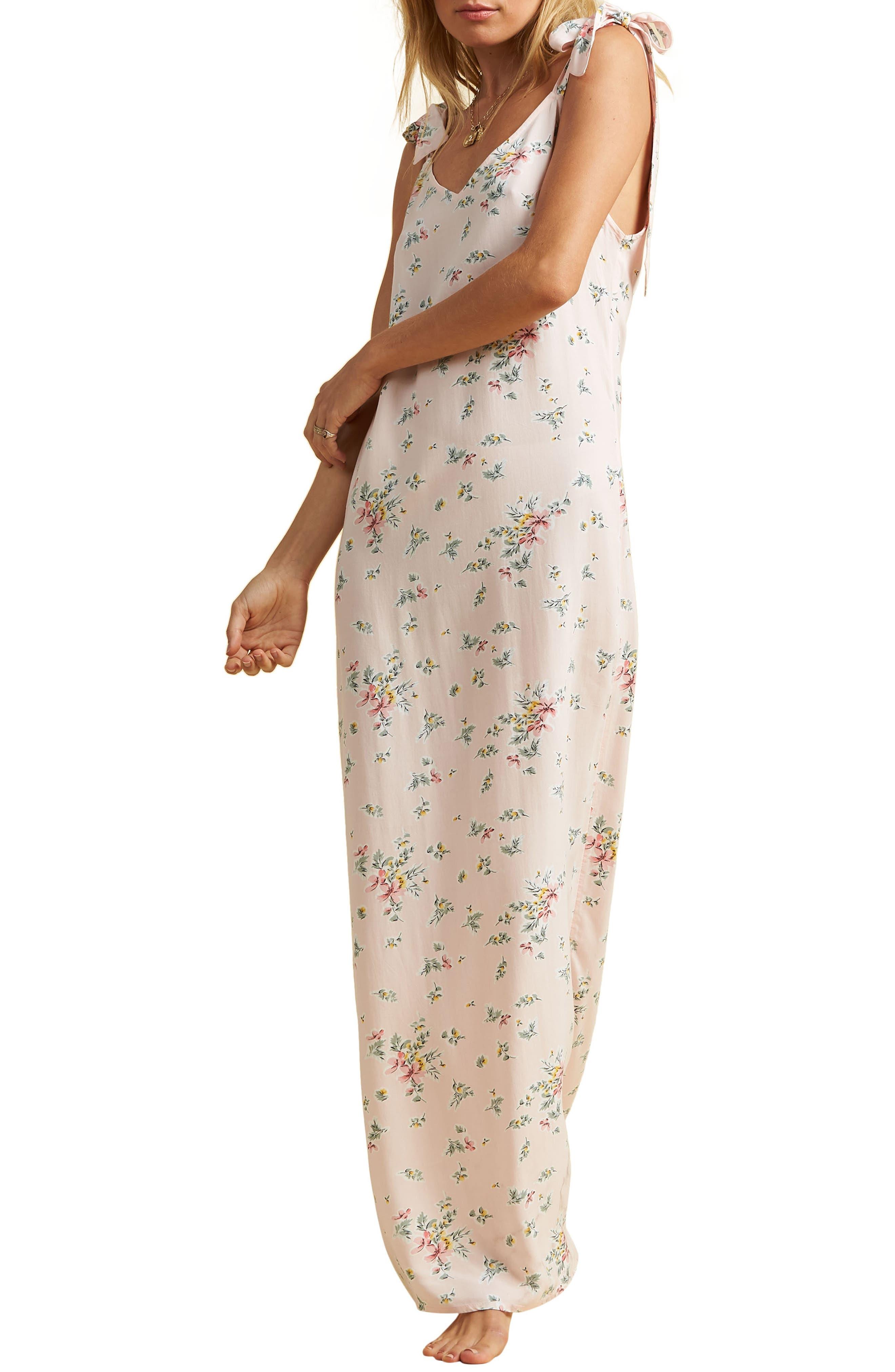 Women/'s Off Shoulder Floral Dress Summer Party Maxi Beach Sundress 3 Pcs