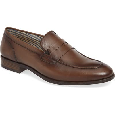 Supply Lab Arthur Penny Loafer - Brown