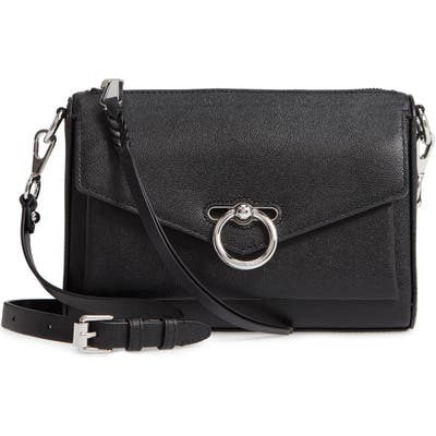 Rebecca Minkoff Jean MAC Convertible Crossbody Bag - Black