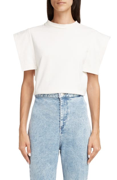 Isabel Marant ZELIPA COTTON TOP