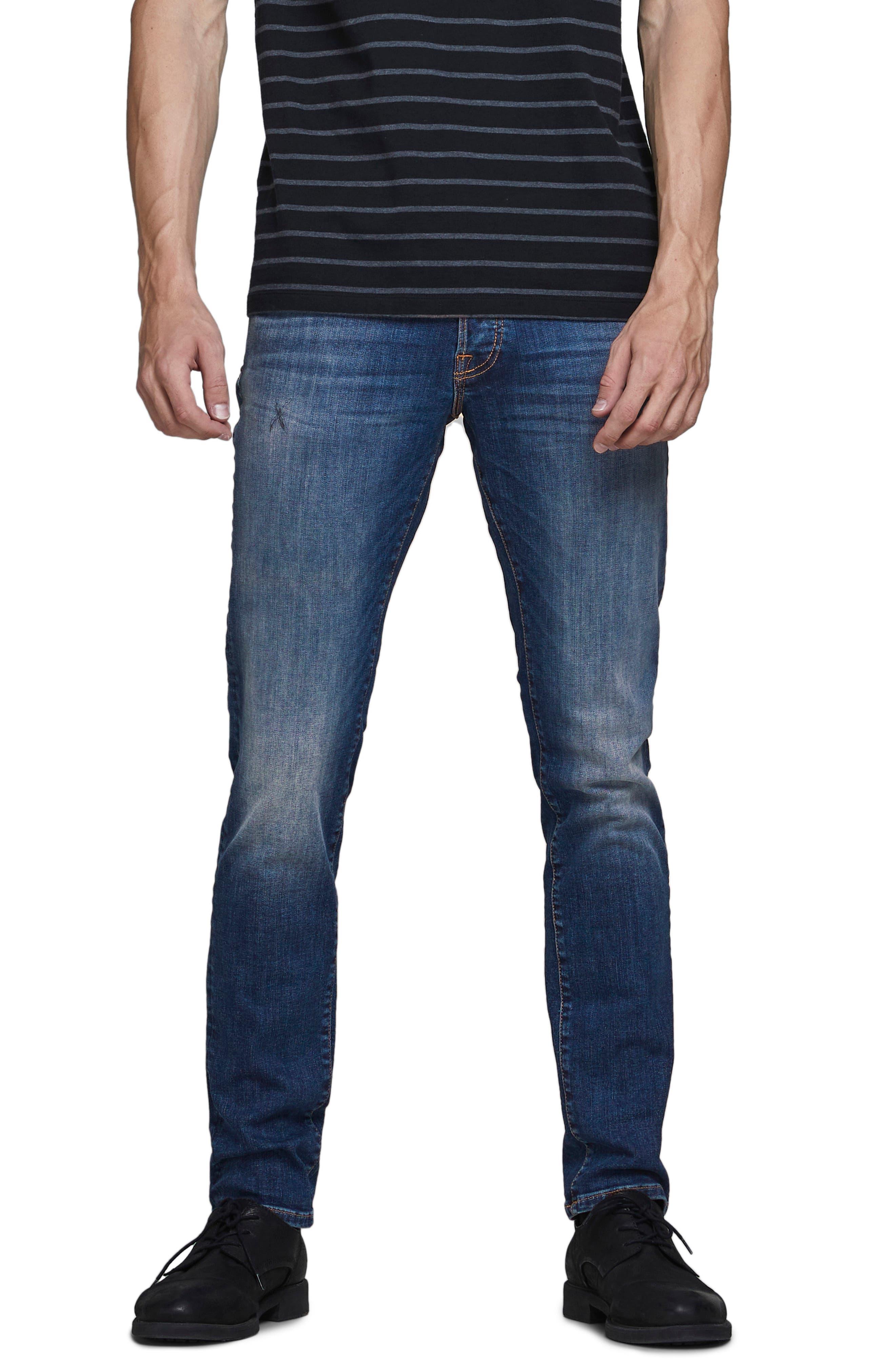 Glenn Fox Agi 204 50Sps Slim Fit Jeans