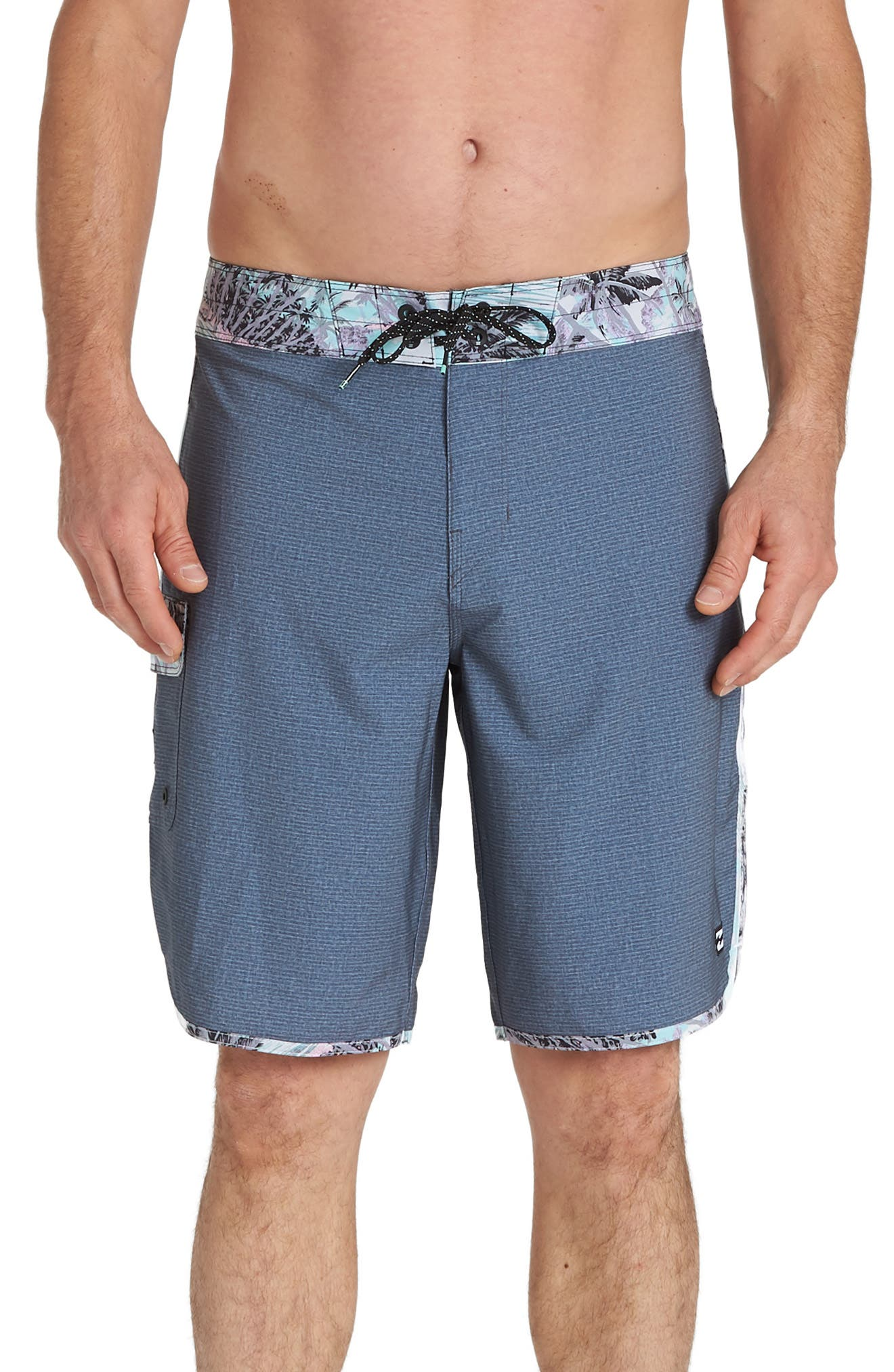 Billabong 73 Pro Board Shorts, Grey