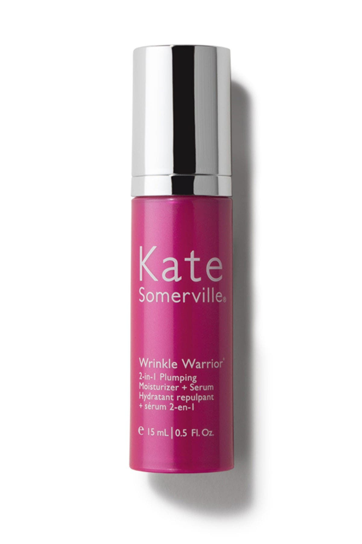 Image of Kate Somerville Wrinkle Warrior 2-in-1 Plumping Moisturizer + Serum Mini