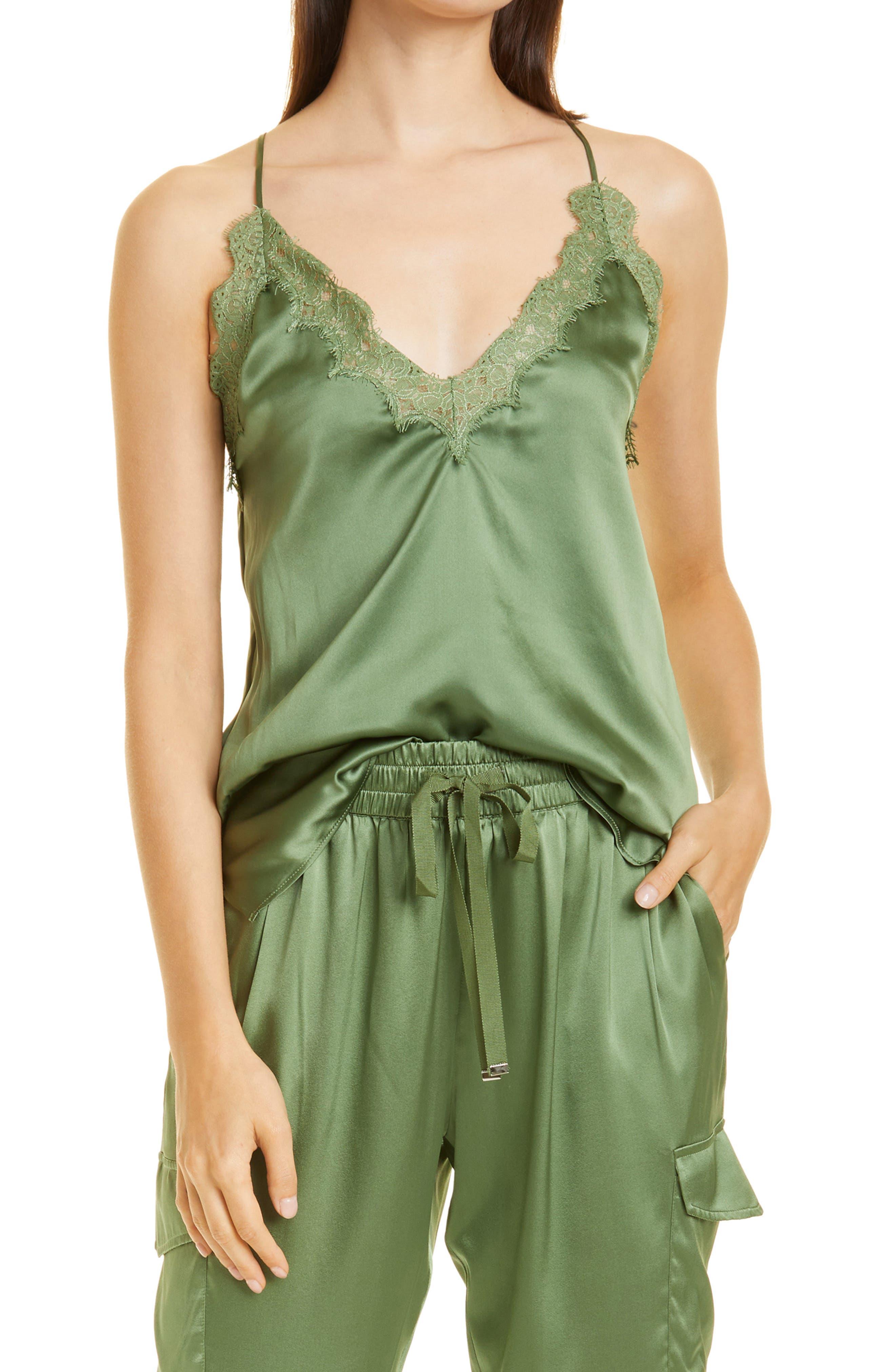 Everly Silk Camisole
