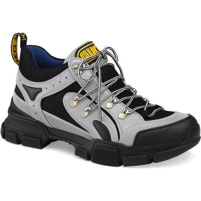 Gucci Flashtrek Sneaker, Metallic