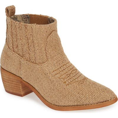 Band Of Gypsies Borderline Bootie- Brown