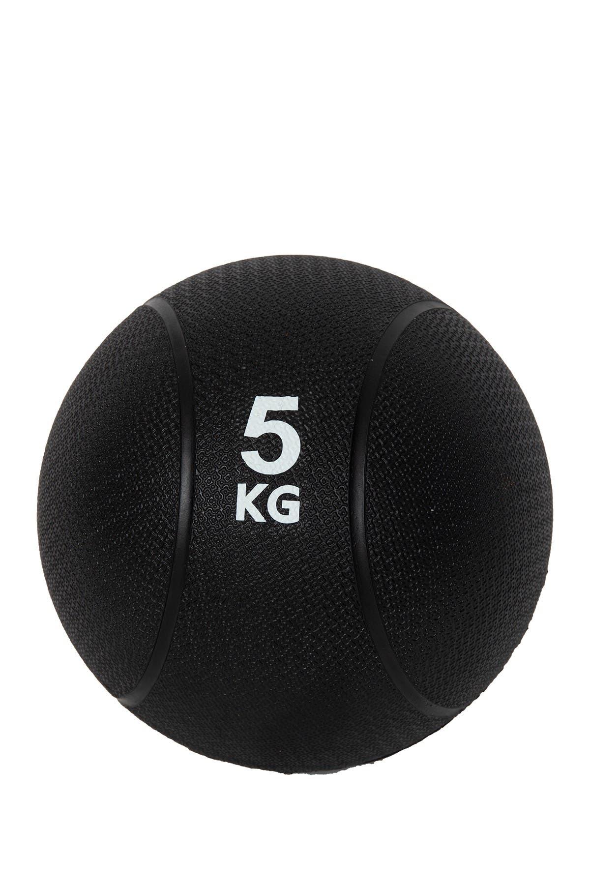 Image of MIND READER Core Workout Medicine Ball - 11 lb.