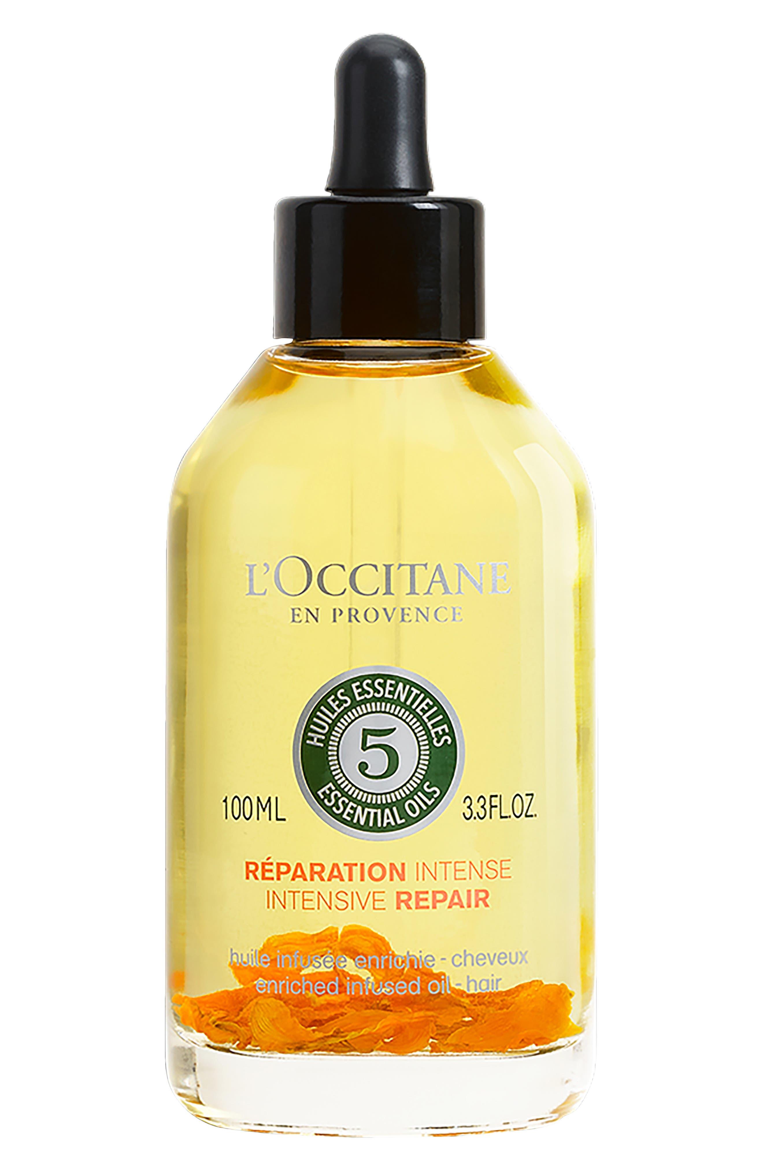 Intensive Repair Enriched Infused Hair Oil