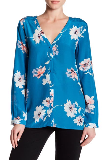 Image of Joie Michi Silk Shirt
