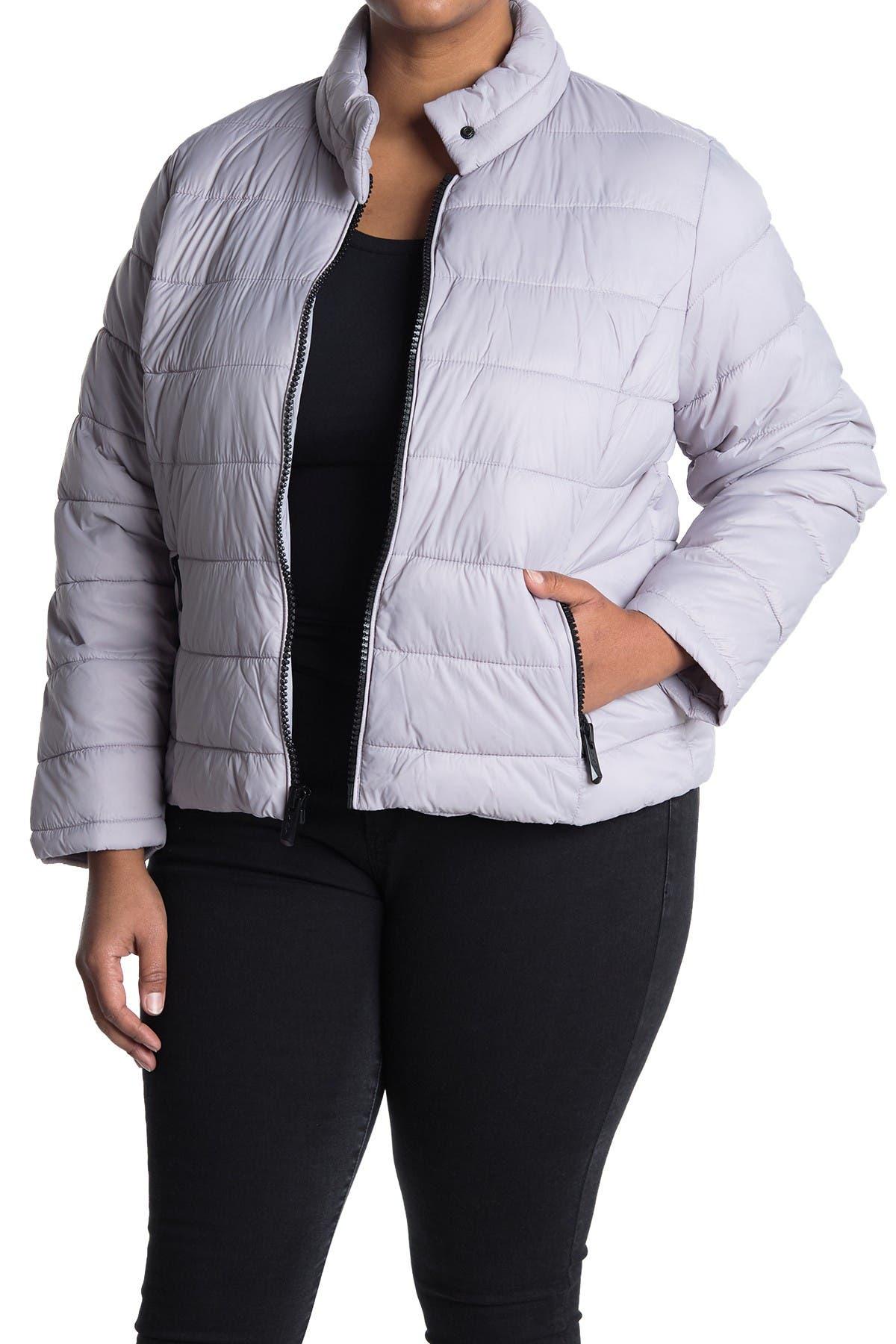 MARC NEW YORK PERFORMANCE Soft Packable Puffer Jacket