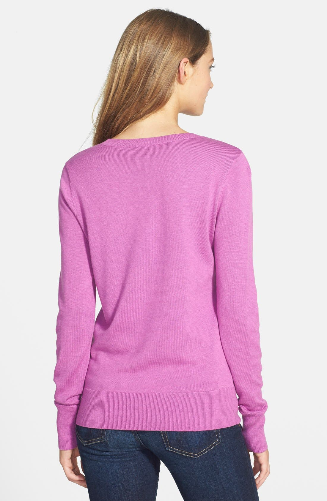 ,                             Crewneck Sweater,                             Alternate thumbnail 37, color,                             510