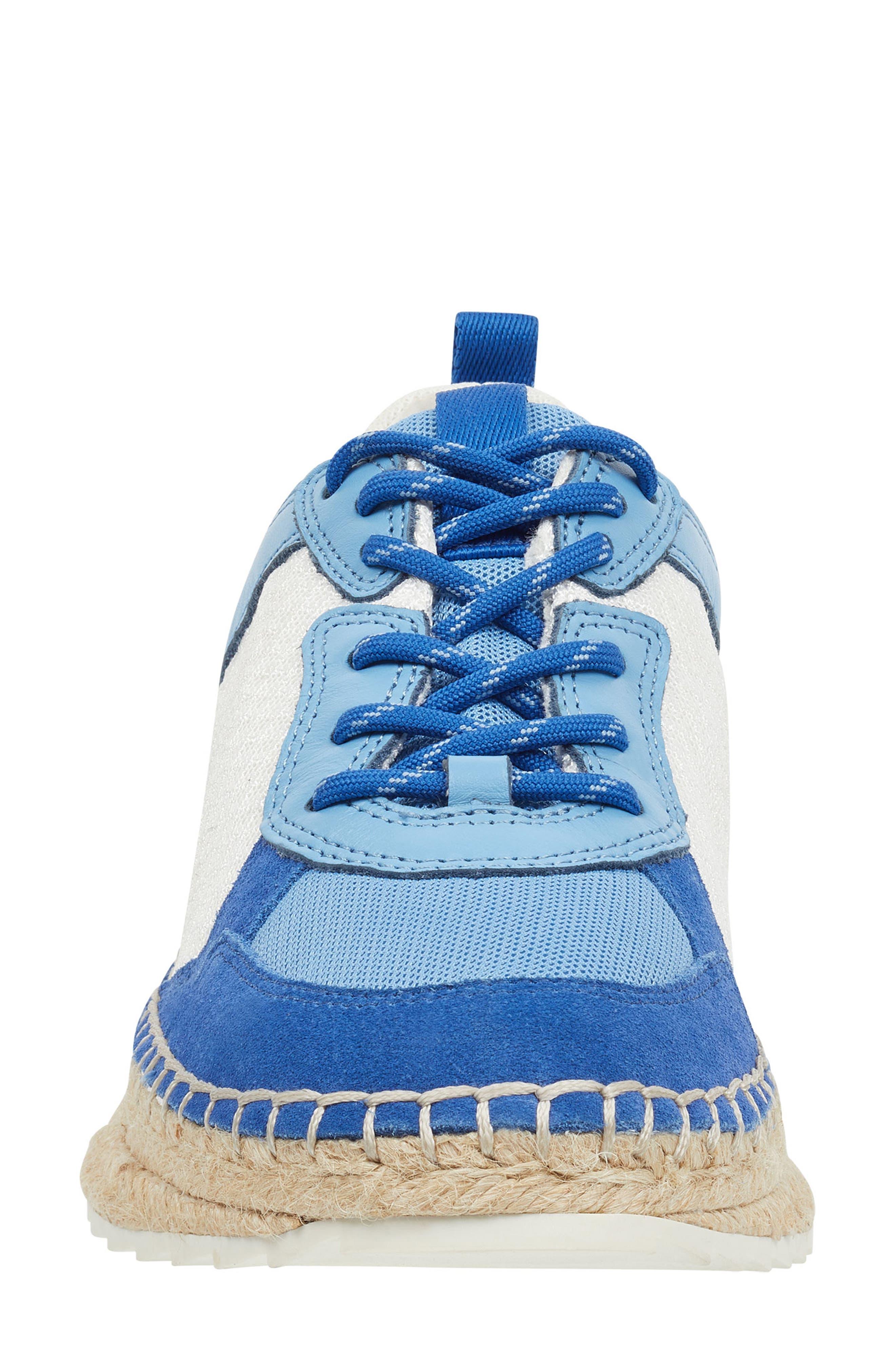 ,                             Janette Espadrille Sneaker,                             Alternate thumbnail 18, color,                             101