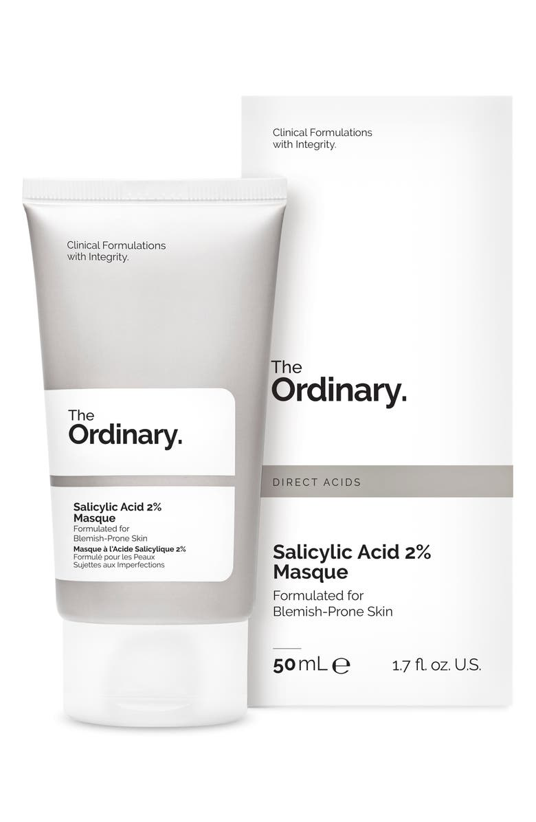 THE ORDINARY Salicylic Acid 2% Masque, Main, color, NO COLOR