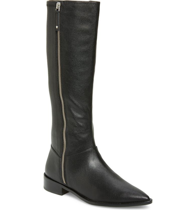 LINEA PAOLO Jackie Knee-High Boot, Main, color, 008